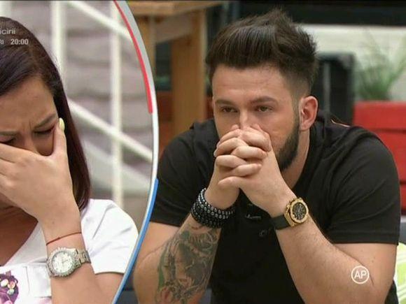 """Ricardo și Raluca, în lacrimi la Puterea Dragostei! Și-au luat rămas-bun: """"Așa a vrut soarta"""""""