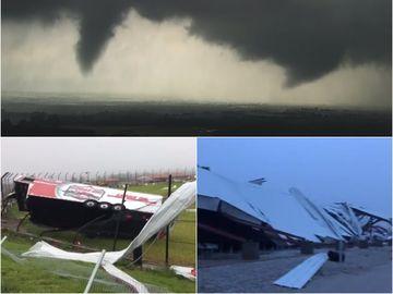 Imaginile terorii! Un stat din SUA a fost lovit de 32 de tornade în 24 de ore. Pagubele sunt majore