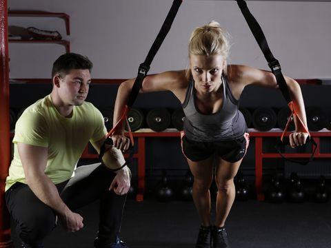 Principalele motive pentru care este recomandat sa te antrenezi la sala de fitness