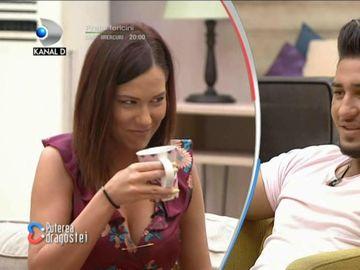 Discuție șocantă între Raluca și Jador, la Puterea Dragostei! Concurentul susține că Ricardo o va înșela imediat ce ajunge în America