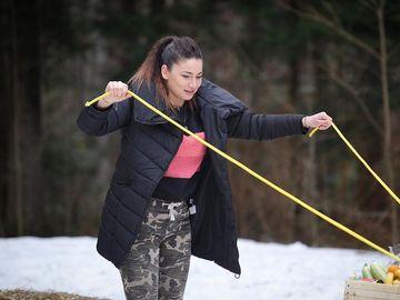 Diana Belbiță a părăsit ferma. Mesajul emoționant transmis lui Marius, înainte de a pleca