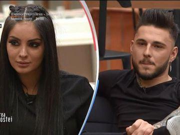 """Dezvăluri șoc din casa Puterea dragostei! """"Alex Zănoagă nu îl vede pe Jador ca pe o amenințare în relația cu Simina""""! Thalida spune ce a observat în mediatizatul scandal din show"""