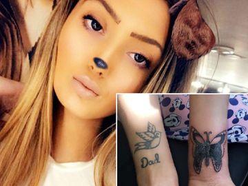 O puștoaică a fost la un pas de moarte, după ce și-a făcut un tatuaj pe mână! Motivul e halucinant