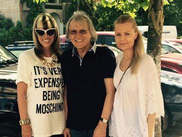 """Fosta soție a lui Mihai Constantinescu, despre starea de sănătate a artistului: """"Nu poate..."""""""