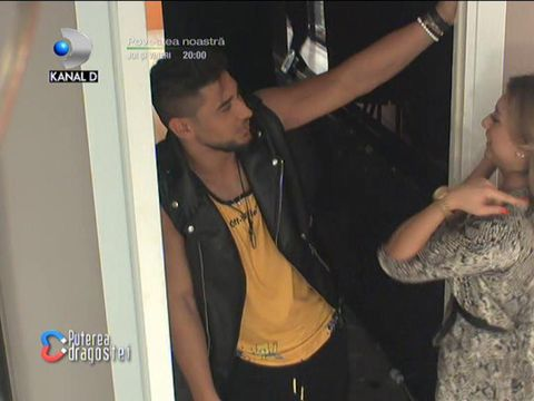 """Bogdan  Mocanu și Ana s-au sărutat:  """"Nu vreau să înțelegi greșit"""""""