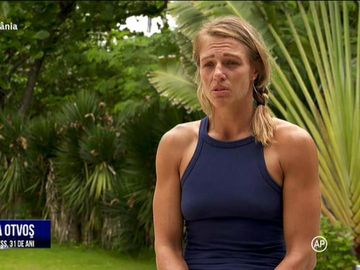 Fosta Războinică Ana Otvoș, apariție super sexy la Viva party! Ce ținută spectaculoasă a purtat fosta concurentă de la Exatlon