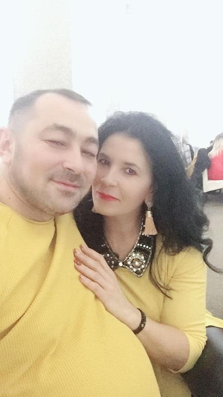 """Ea este soția lui Marian Vasile, """"vraciul"""" Denisei Manelista! FOTO"""
