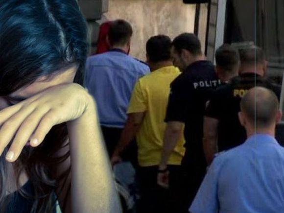 VIDEO | Tanara luata cu forta de pe strada si violata