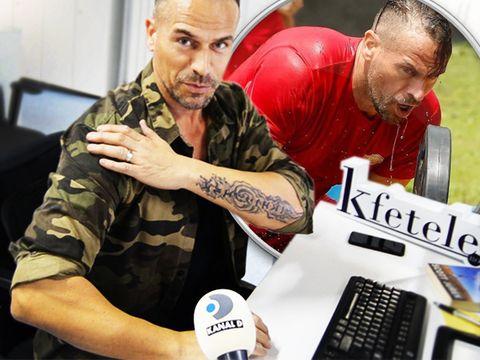 Cristian Geamăn, specialistul Kfetele.ro în mișcare cu stil: Cum să îți corectezi postura de la birou și ce exerciții ușoare poți face