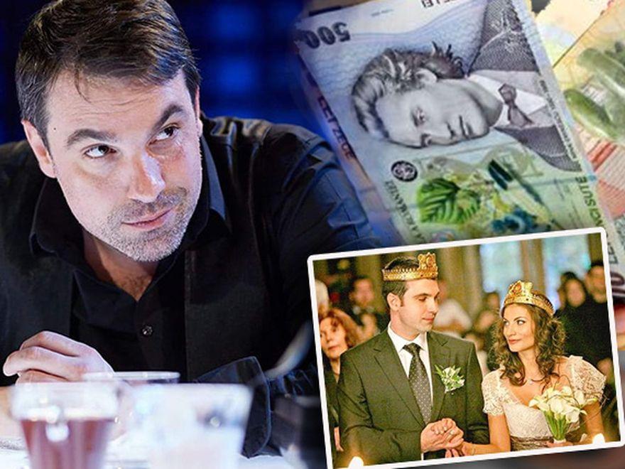 Câţi bani câştigă, cu adevărat, Alexandru Papadopol! Aflat în pragul divorţului de Ioana Ginghină, actorul îşi împarte profitul cu cei mai buni prieteni!