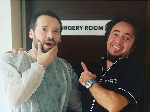 """Bogdan Boantă și-a făcut implant de păr. Cum arată acum dansatorul: """"Abia aștept să îmi văd părul des și lung"""""""