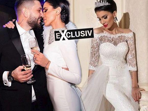 """Incredibil, cum sunt  rochiile de mireasă ale Adelinei Pestriţu! Vedeta va arăta DIVIN la nuntă! """"Decoltată, sexy şi provocatoare""""  Declaraţii exclusive!"""