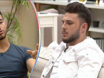 """Iancu și Alex Zănoagă, război din cauza Siminei: """"Poate vin până la tine..."""""""