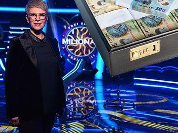 """Un concurent de la """"Vrei să fii milionar?"""", pus în încurcătură, de o întrebare legată de tenis"""