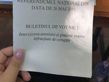 Primele nereguli au fost deja semnalate la secțiile de votare! Mare atenție la acest detaliu, dacă nu vreți ca votul dumneavoastră să fie anulat