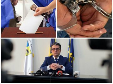 """Reacția  primarului Constanței după ce mama lui a ajuns de la secția de votare direct la cea de Poliție: """"Regretă acest incident!"""""""
