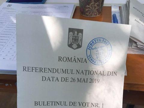 BEC a decis! Sunt sau nu valide buletinele de vot cu ștampila pe prima pagina? Sute de mii de români au votat așa