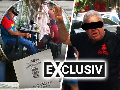 Politică la masă! Ce s-a întâmplat în ziua alegerilor, în Jilava, la doi pași de București! REPORTAJ EXCLUSIV