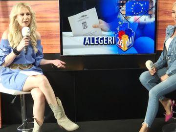 Sonia Trifan a comentat ținutele politicienilor la vot! Ce a spus despre Olguța Vasilescu