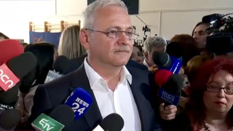 Dezastru pentru PSD! Anunțul lui Liviu Dragnea după apariția rezultatelor la alegeri
