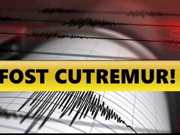 Cutremur puternic în Vrancea! Ce magnitudine a avut