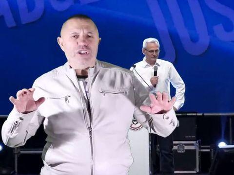 """Nicolae Guţă îi cere lui Liviu Dragnea banii pe maneaua dedicată PSD, după ce politicianul a fost condamnat la închisoare: """"Dragnea, să-mi faci plata"""""""