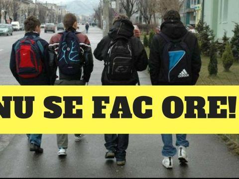 Școli și grădinițe închise încă de joi în Capitală! Lista celor 110 unităţi şcolare unde nu se fac cursuri mâine