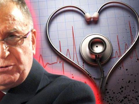 Ion Iliescu, de urgență la spital! Care este starea fostului președinte