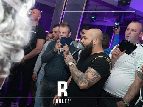 """Dani Mocanu, """"iureș"""" într-un club din Germania! A cântat până dimineața"""