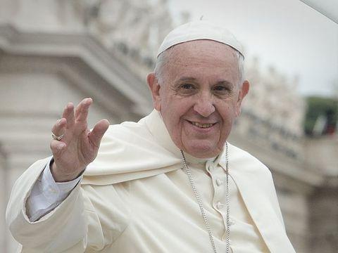 Papa în România 2019. Cine este singura femeie pe care Papa Francisc a iubit-o