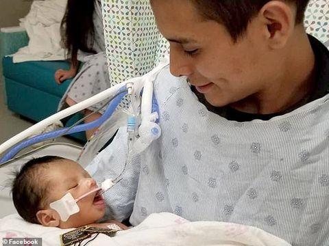 Miraculos! Ce se întâmplă cu bebelușul furat din pântecul mamei sale