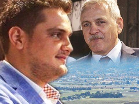 Fiul lui Liviu Dragnea se află în topul moşierilor din România! Valentin deţine 80% dintr-o companie care a intrat în forţă pe piaţa agricolă!