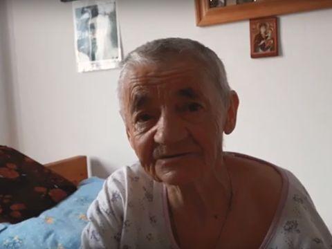 Revoltător! O bătrână din Constanța a fost lăsată fără casă și abandonată în munți de un preot