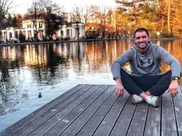 """Cătălin Cazacu şi-a făcut un tatuaj incredibil pe picior: """"Cu adevărat simţi că trăieşti după 200 km/h"""" FOTO"""
