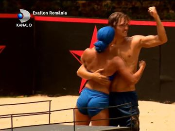 Gabriel Nedelcu s-a calificat în finala Exatlon! Primele reacții după ce l-a învins pe Giubi