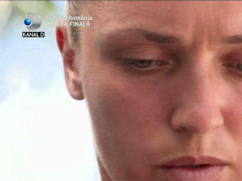 """Andreea Arsine, cu lacrimi în ochi înainte de Marea Finală Exatlon sezonul 3: """"Când vezi că nu găsești calea, nu e tocmai ușor"""""""