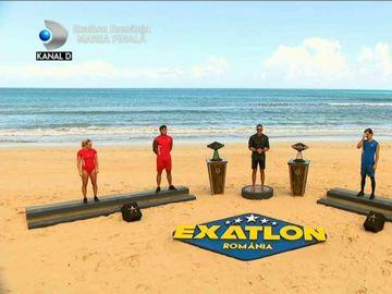 Surpriza uriașă avută de finaliștii Exatlon sezonul 3! Vestea pe care le-a dat-o Cosmin Cernat chiar înainte de a începe Marea Finală