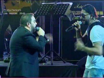 Moment de senzaţie la concertul lui Connect-R de la Sala Palatului! Ce s-a întâmplat când a urcat pe scenă Florin Salam