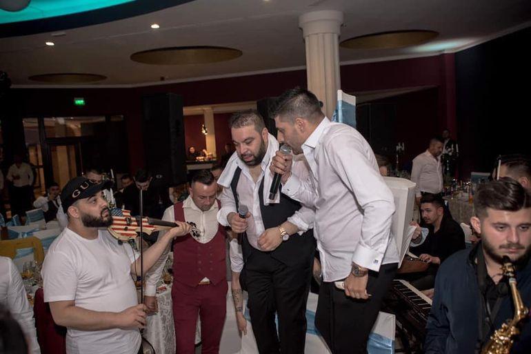 Fiul lui Nicolae Guță și-a trădat tatăl! Nicu cântă acum cu Florin Salam FOTO