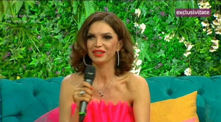 Cristina Spătar, declaraţii despre iubit: