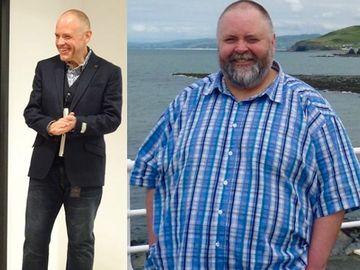 A slăbit 127 de kilograme în doar doi ani. Nu a luat pastile şi nu s-a operat, dar a făcut un lucru banal zilnic