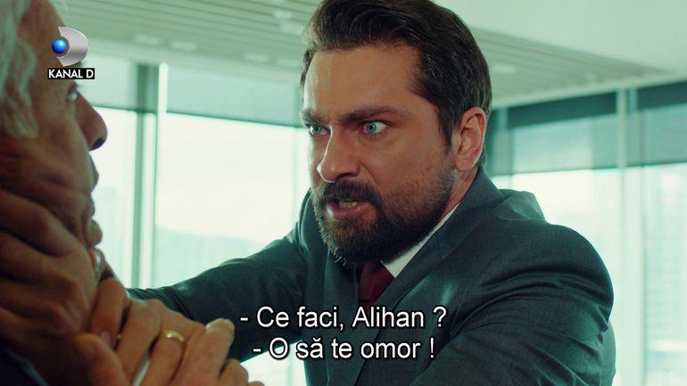 """Alihan devine dușmanul de moarte al lui Halit, în """"Prețul fericirii"""""""