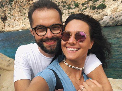 """Casnica Andreea Moldovan, probleme cu sarcina: """"Fac injecții"""""""