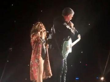 Shakira este însărcinată? Cum a apărut pe scenă, la ultimul concert