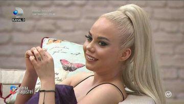 Cum arată Bernadette de la Puterea Dragostei cu părul desprins! Nu apare niciodată așa în emisiune