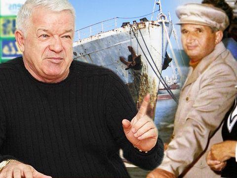 """Fotbalistul Alexandru Boc a cumpărat vaporul lui Nicolae Ceauşescu: """"Plutea pe apă şi-mi scotea bani din buzunar!"""""""