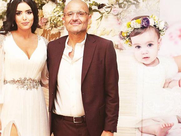Patronul Craiovei, Adrian Mititelu, în culmea fericirii! Și-a botezat nepoata