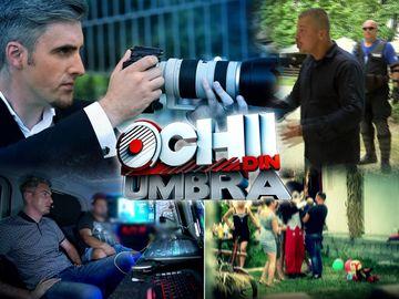 """O căsătorie la distanță! Astăzi, de la ora 22:00, începe un nou sezon """"Ochii din umbră"""", la Kanal D!"""