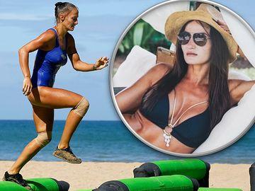 Beatrice Olaru într-un costum de baie miniscul! Imagini fierbinți din Bali cu marea campioană Exatlon sezonul 2