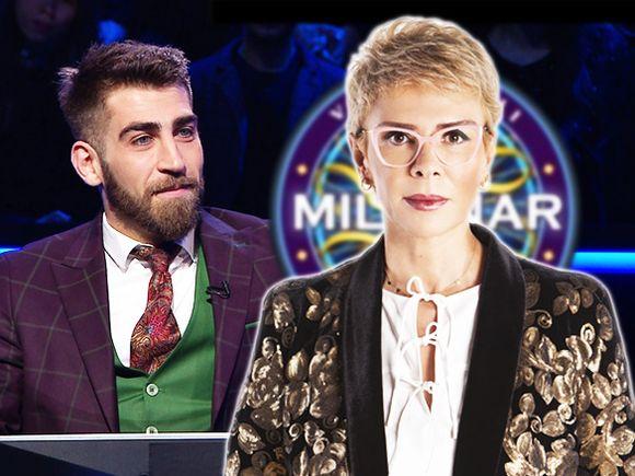 """""""Femeile care intră în contact cu activitatea mea profesională, pleacă fericite de la mine"""". Declarație inedită a unui concurent la """"Vrei să fii milionar?"""" În această seară, de la ora 23:00, la Kanal D"""